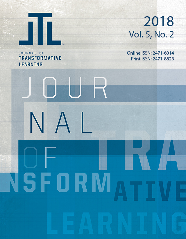 View Vol. 5 No. 2 (2018): Special Issue on Transformative Learning and Undergraduate Research