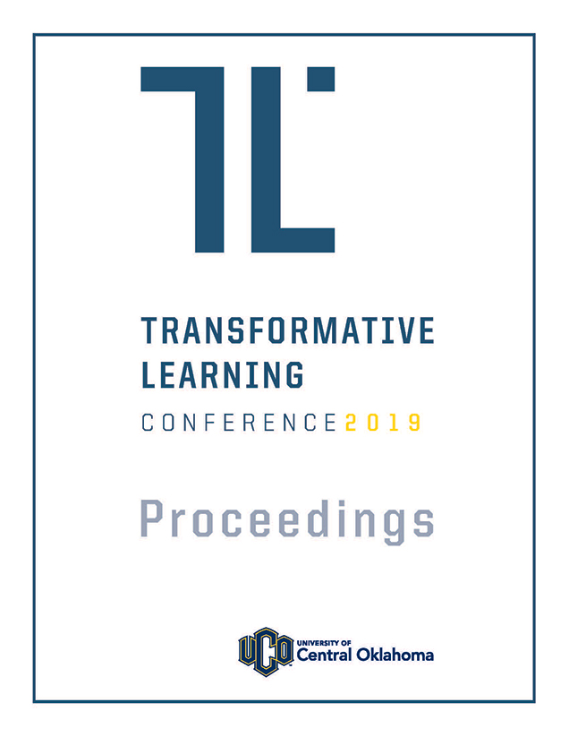 View 2019 Transformative Learning Conference Proceedings